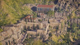 Akropolis Of Argos Assassin S Creed Wiki Fandom