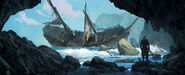 ACIV Épave Grotte concept