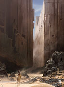 ACO First Civilization Canyon Concept Art 1 - Martin Deschambault