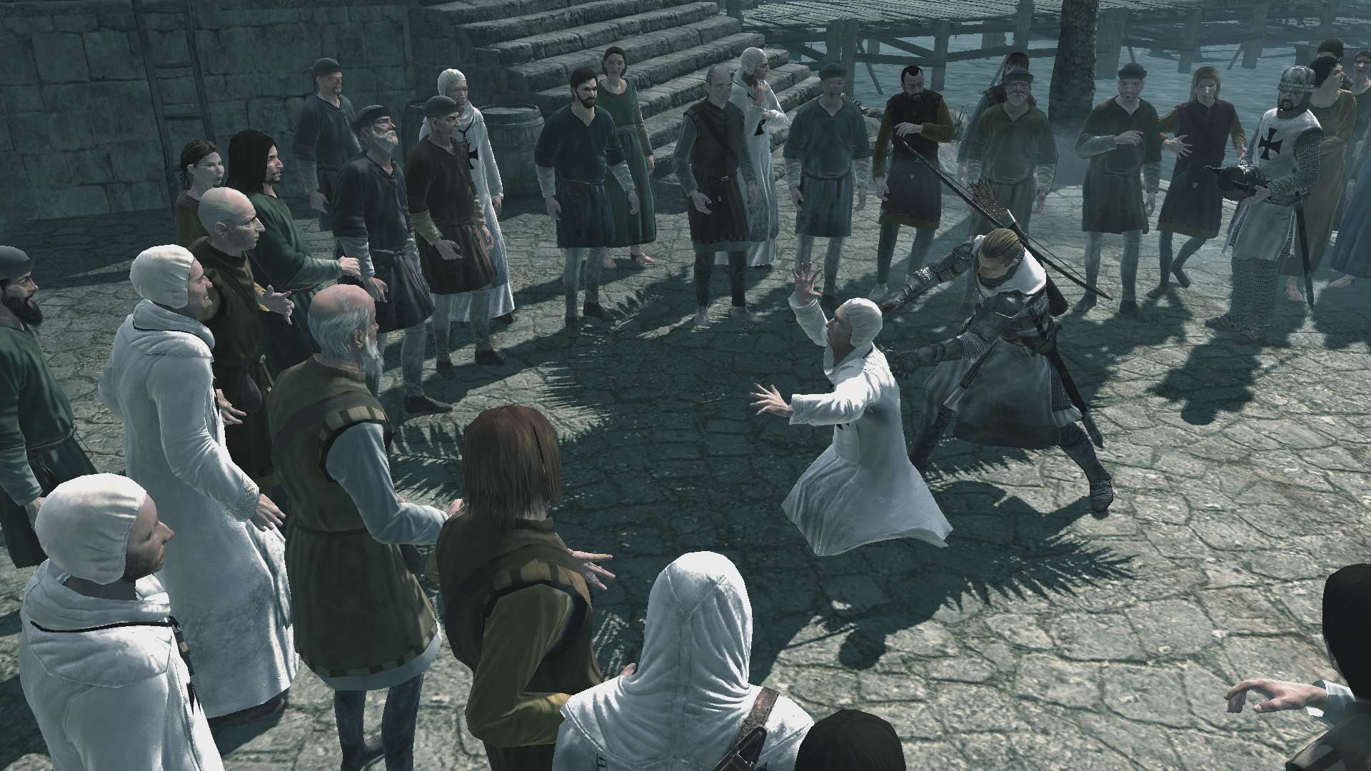 assassins creed lineage german