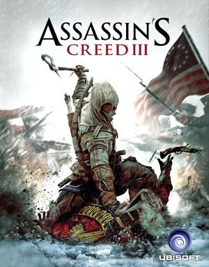 Assassin's Creed III Cover