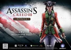 Assassins creed 3 rotrock 1