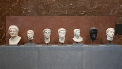 DTAE Ptolemaic dynasty portraits