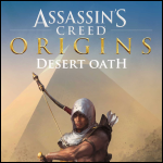 Desert Oath button