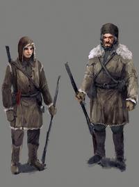 AC3 Société de chasse de la Nouvelle-Angleterre BDA