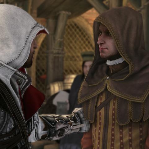 Ezio et La Volpe au Renard Assoupi