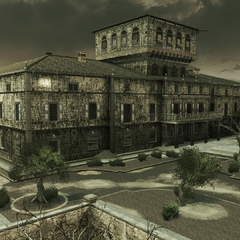 La Villa Auditore à Monteriggioni
