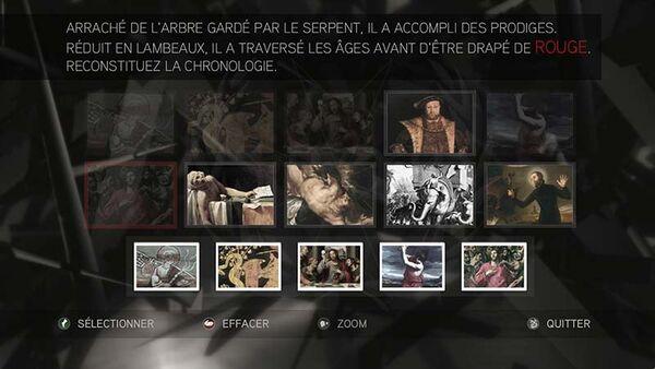 Comment voulez-vous brancher des sources d'énergie dans Creed Assassin 3