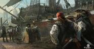 ACIV Havane Quais Pirates concept