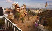 ACIV Havane concept cathédrale