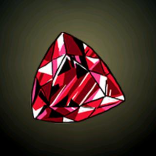 红宝石之牙 - 这极为罕有的石头是在西班牙殖民地矿场被发现。