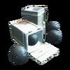 ACRO Compartiment à boulets explosifs avancé