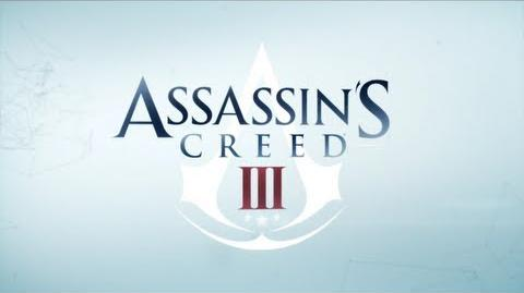 Assassin's Creed III Official Debut Trailer HD