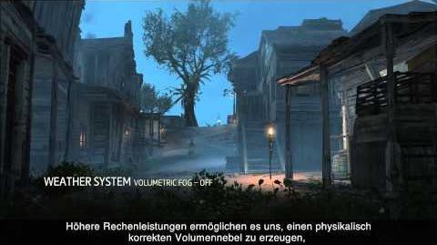 Die Entwicklung einer offenen Welt für die Next-Gen Assassin's Creed 4 Black Flag DE
