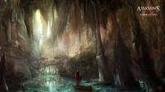 Entrata della caverna di Nachoyague