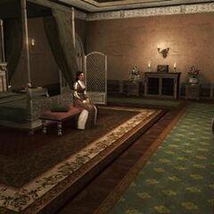 玛丽亚的房间
