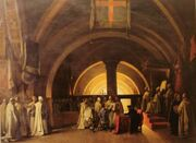 Ordination of Jacques de Molay