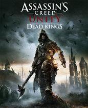 מלכים מתים - עטיפה
