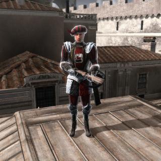 一位博吉亚弩手