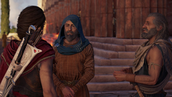 ACOD Barnabas Herodotos and Kassandra