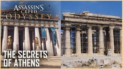 Assassin's Creed Odyssey The Secrets of Ancient Athens Uncovered Ubisoft NA