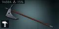 Krawiec ACR - Ciężka pochwa