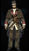 The 'Undertaker' Mountebank