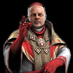 Rodrigo als paus