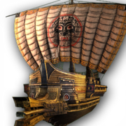 ACOD The Gorgon Ship Design