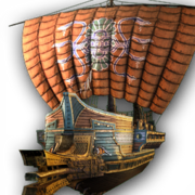 ACOD The Silent Serpent ship design