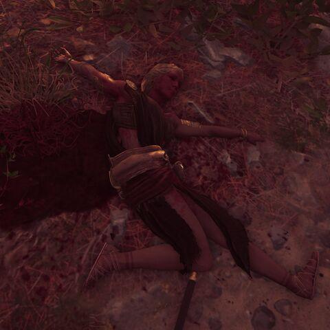 涅塞阿之死