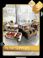 ACR Pilfer Supplies