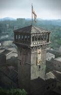 Borgia Tower Concept