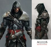Ezio Auditore Concept by Jeff Simpson
