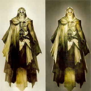 Concept art van Jupiter.
