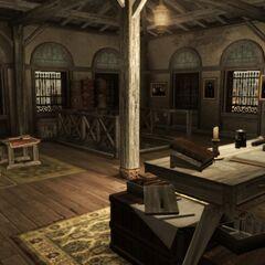 埃齐奥的卧室