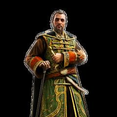A render of Ahmet