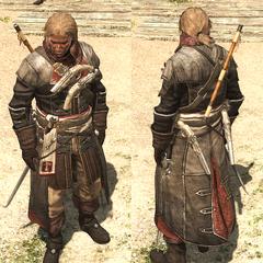 圣殿骑士装甲