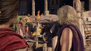 ACOD Alkibiades ogles at Dorieous