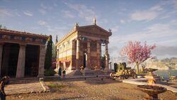 ACOD Kechries Temple of Aphrodite