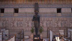 ACO Statue of Amun