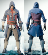 ACU Tailored Phantom Outfit