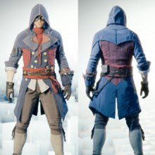 Assassin S Creed Unity Outfits Assassin S Creed Wiki Fandom