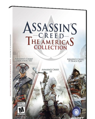 Assassin S Creed The Americas Collection Assassin S Creed Wiki