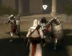 Altaïr affronta Federico il Rosso
