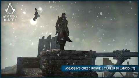 Assassin's Creed Rogue Trailer di Lancio IT