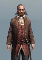 Benjamin Franklin texrip