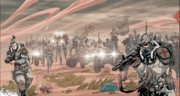 Modern Templar Armies