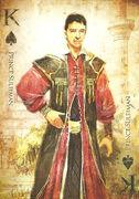 ACR karty do gry Sulejman