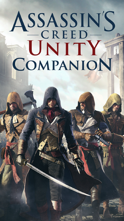 ACU Companion app cover